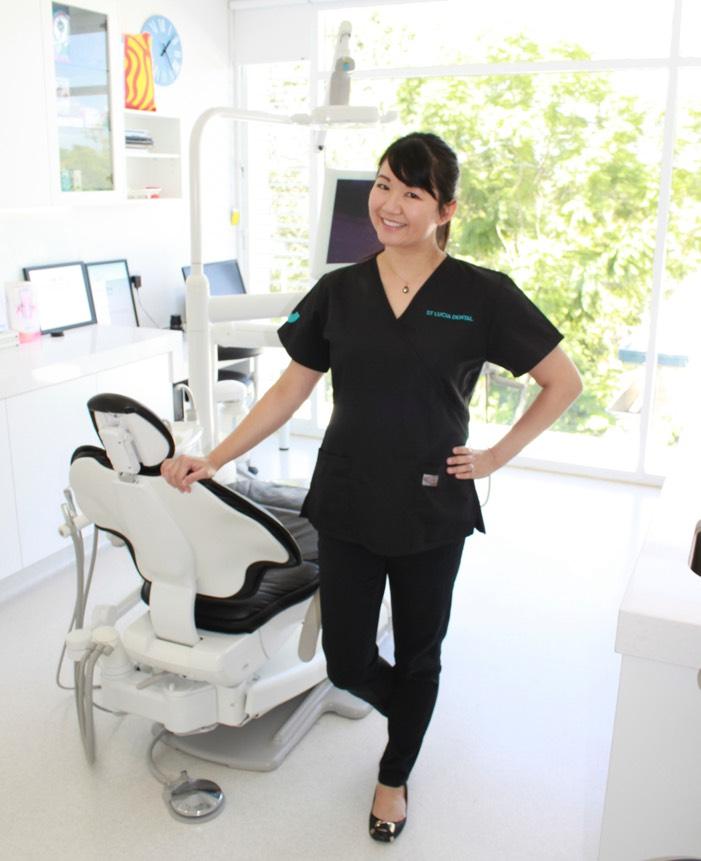Dr Katie Lu