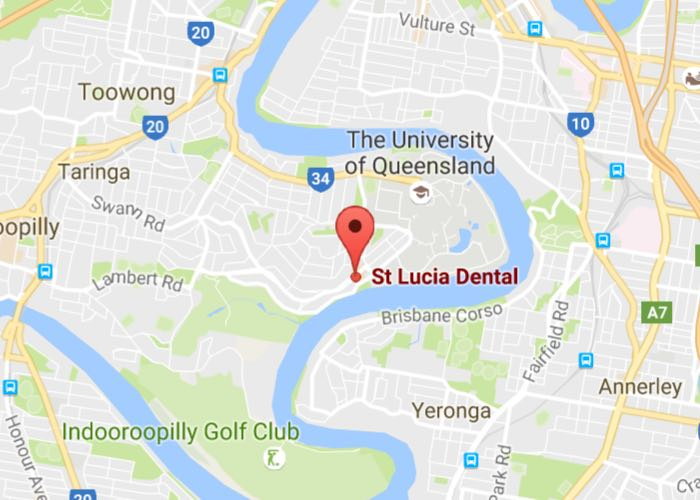 Brisbane Dental Fillings Guide Everything You Need To Know - Heat map of us dentists