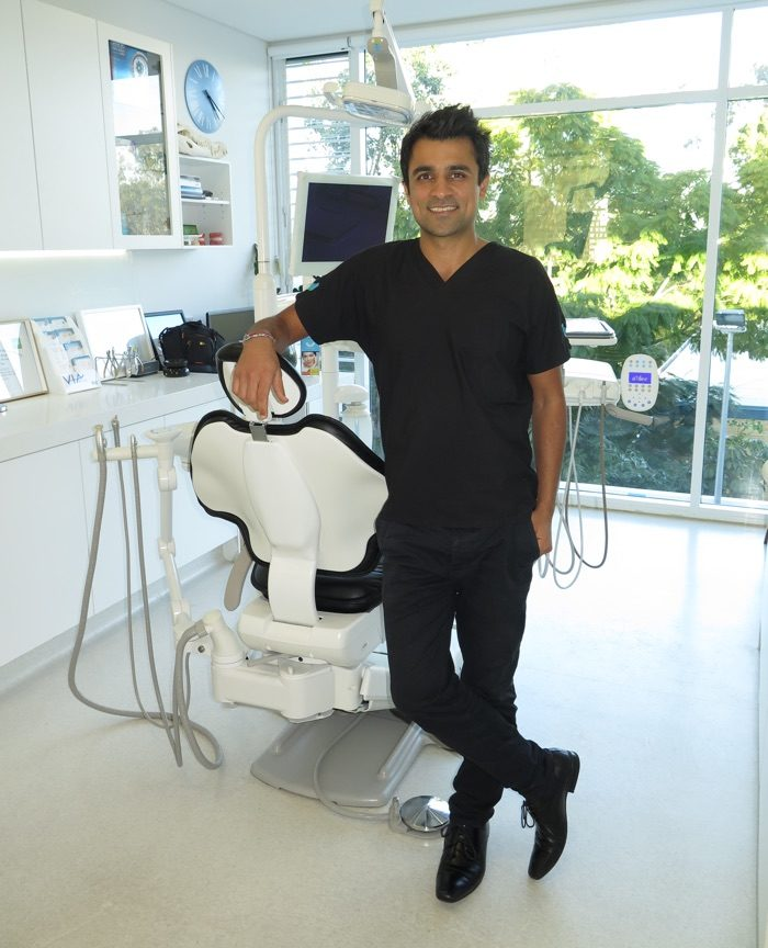 Dr Chiraag Devani