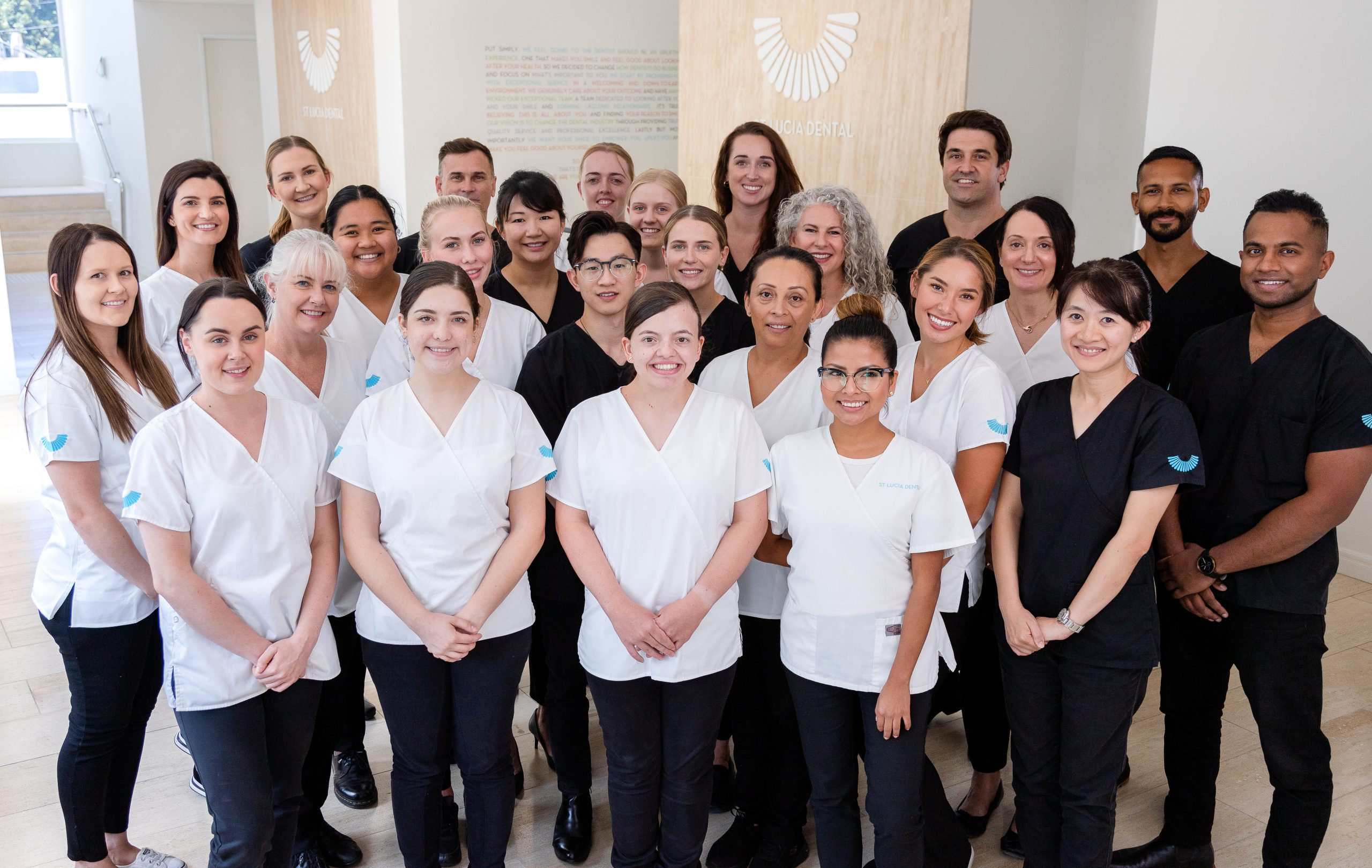 St lucia dental team
